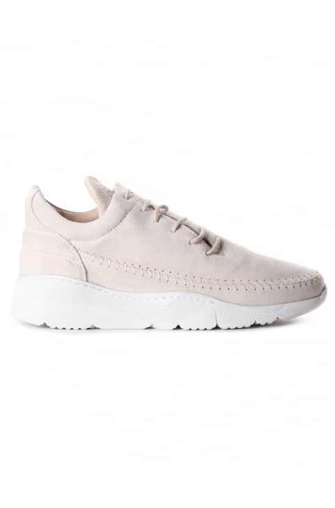 Women's Apache Low Runner Trainer Beige