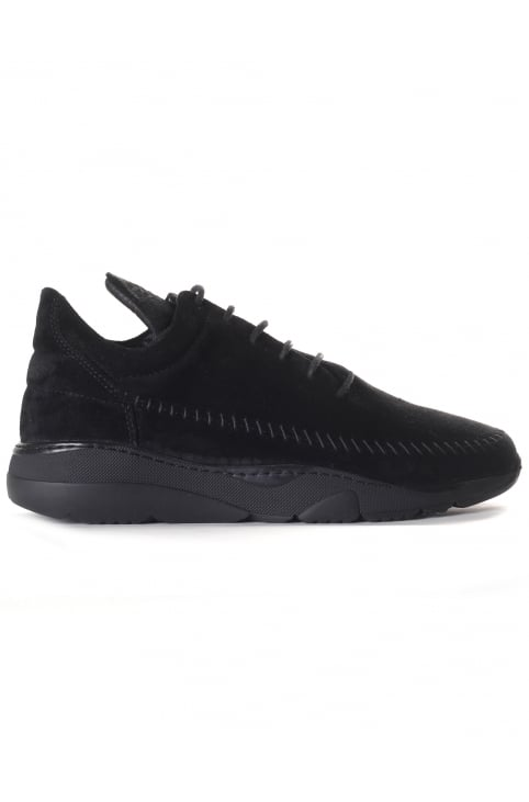 Men's Apache Low Runner Trainer All Black