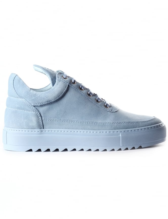 Filling Pieces Women's Low Top Thick Ripple Trainer