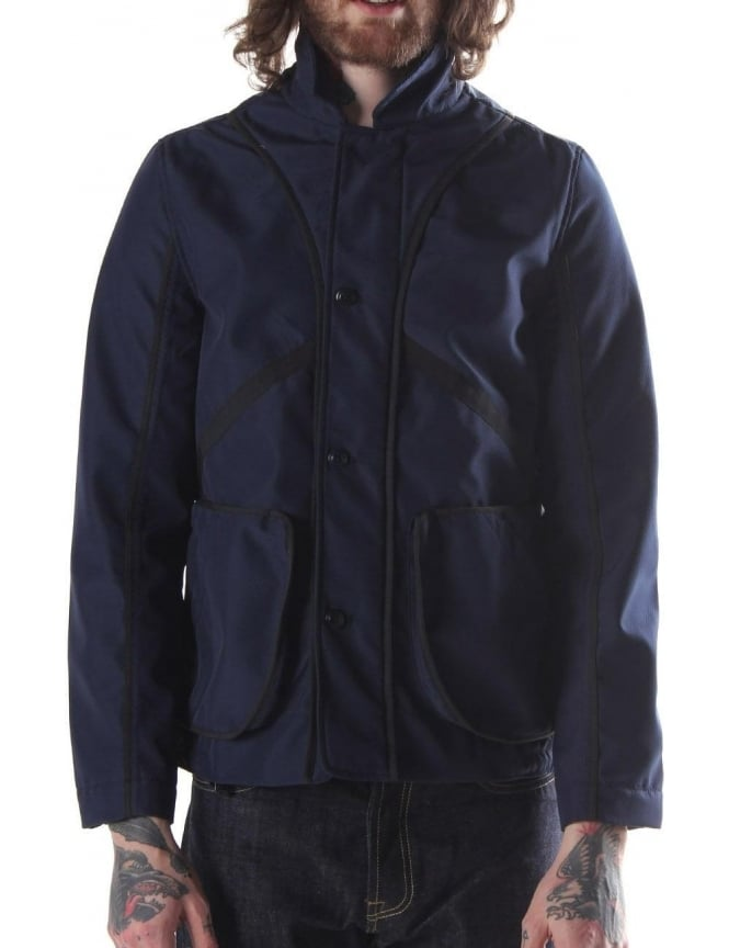 cc5d366fe Folk Nico Men's Jacket Navy