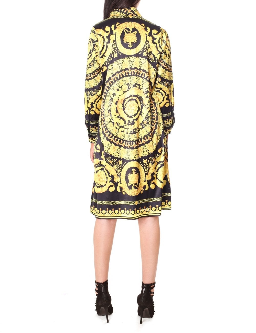 853131ce98 Forever Unique Women s Printed Shirt Dress