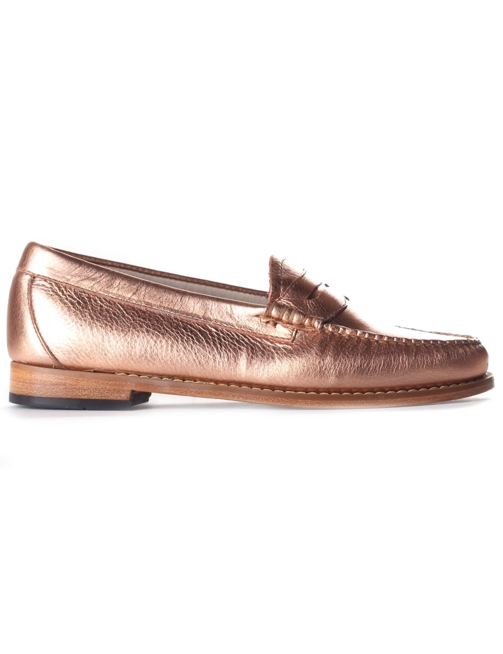 ff926406991 G.H. Bass Weejuns Women s Penny Metal Loafer