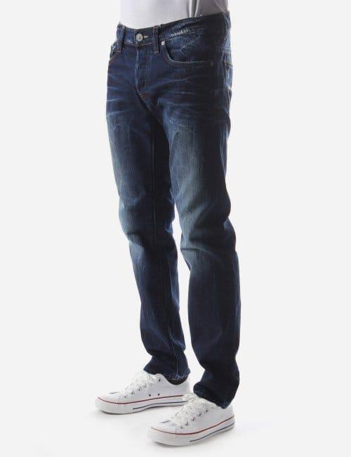 3301 low tapered wisk denim men 39 s jeans medium aged. Black Bedroom Furniture Sets. Home Design Ideas