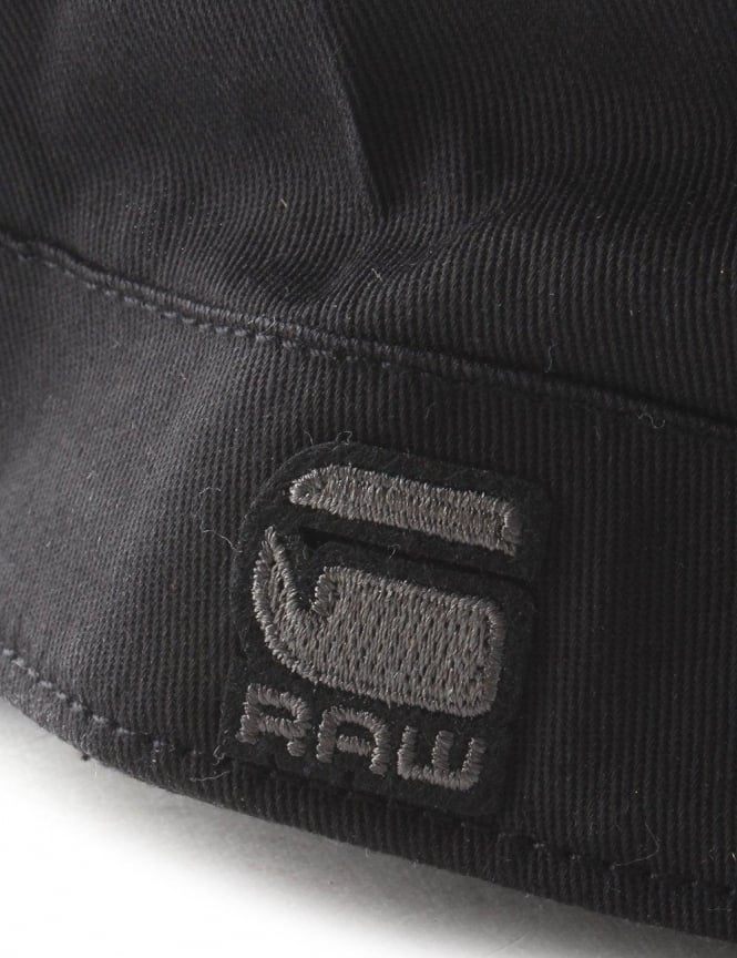 3d93af4e122 G-Star Raw Coban Men s Twill Duty Cap Black