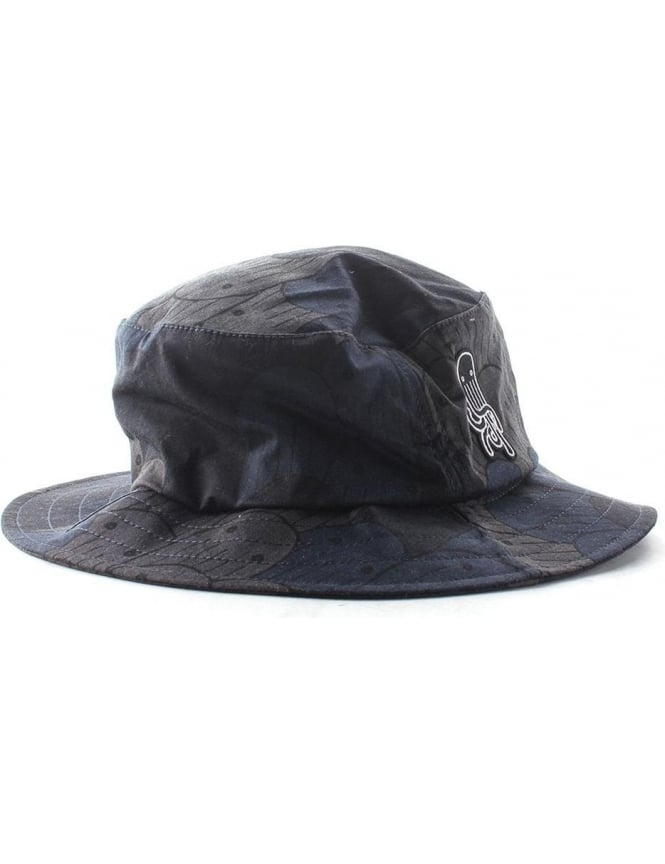 8c852e67bf4 G-Star Raw Drop 3 Men s Camo Bucket Hat Grey