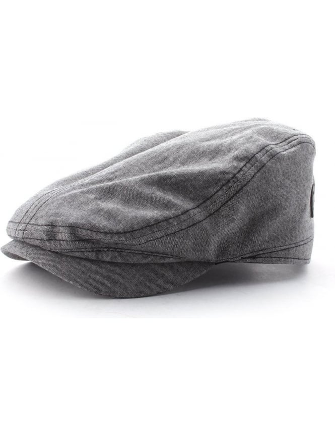Ferris Chambray Men s Flat Cap Raw 122ee1ae4d0
