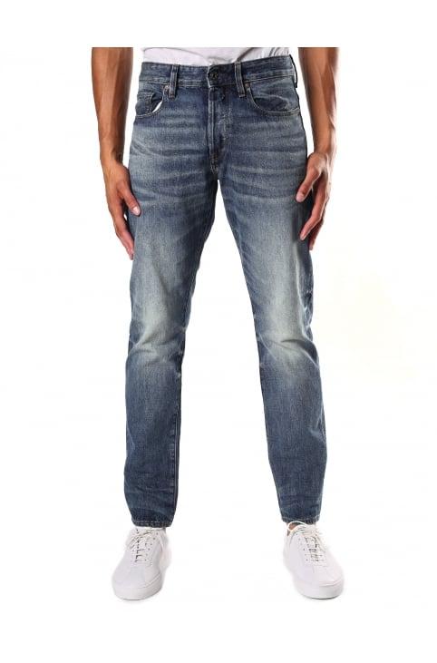 Short en jean g star homme