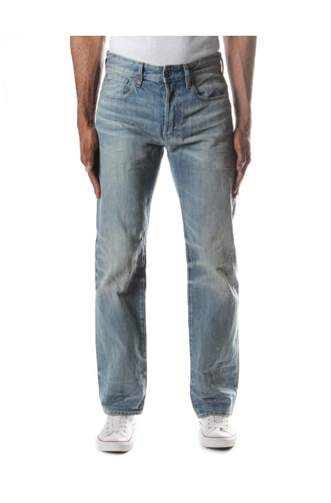 Men's 3301 Loose Higa Denim Jean