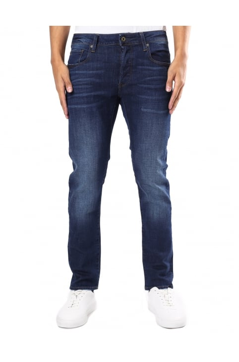 Men's 3301 Slim Devon Stretch Denim