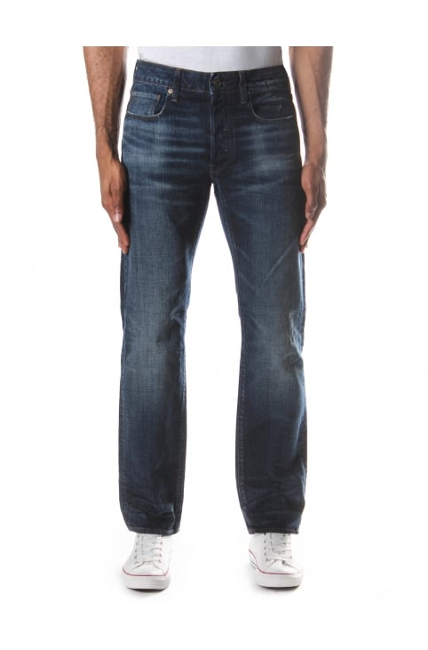 Men's 3301 Straight Higa Denim Jean