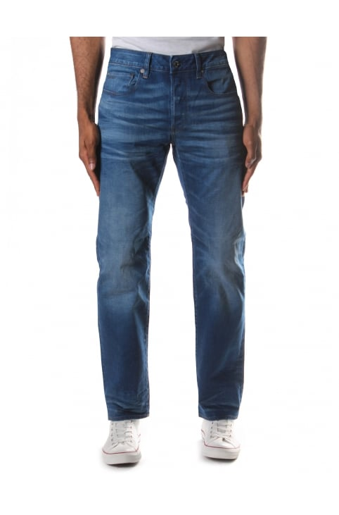 Men's 3301 Straight Itano Stretch Denim Jean