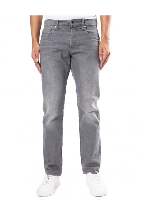 Men's Accel Grey Stretch Denim Jean