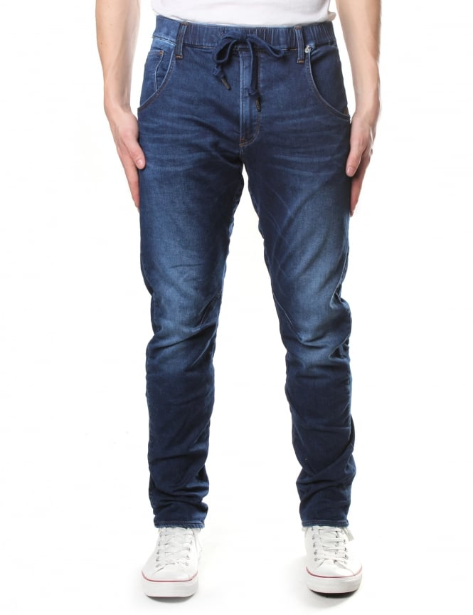 G-Star Raw Men's Arc 3D Rinn Sport Trainer Jean