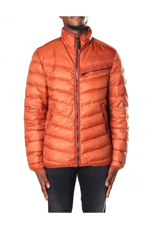Men's Attac Kyus Nylon Down Jacket