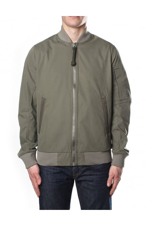 Men's Batt Sports Scota Weave Bomber