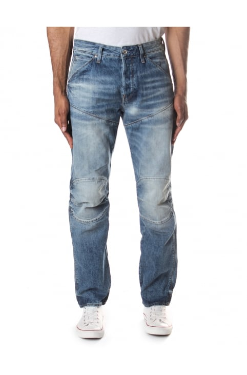 Men's Higa 520 3D Straight Denim Jean