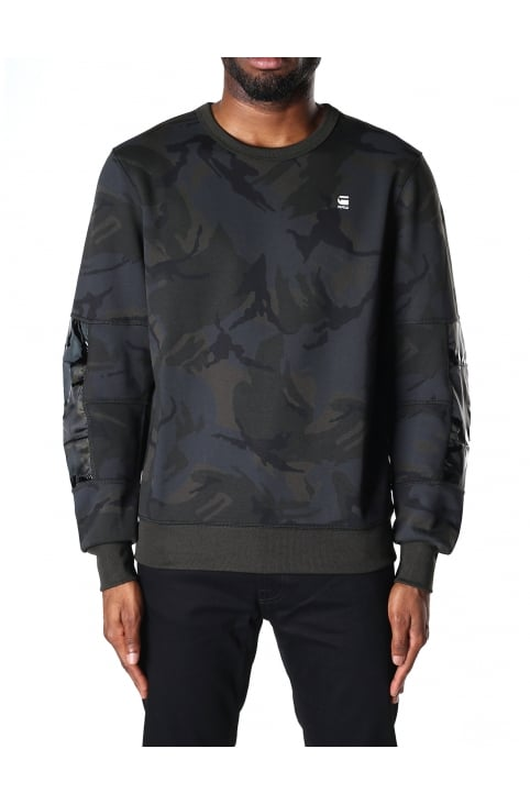 Men's Rackam R Dual Sweat Top