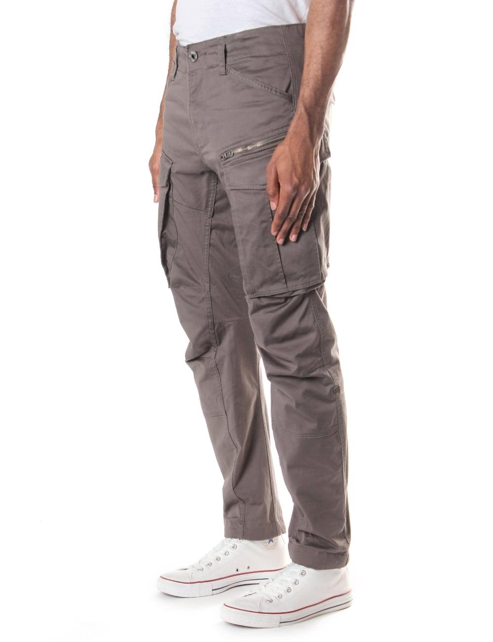 74025127b0cc3 G-Star Raw Men s Rovic Zip 3D Tapered Premium Micro Stretch Twill ...
