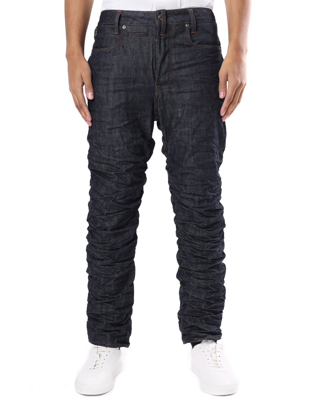 Men's Staq 3D Tapered Rake Denim Jean