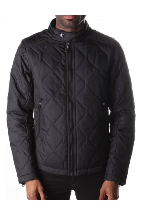 Men's Suzafi Myrow Nylon Quilted Jacket
