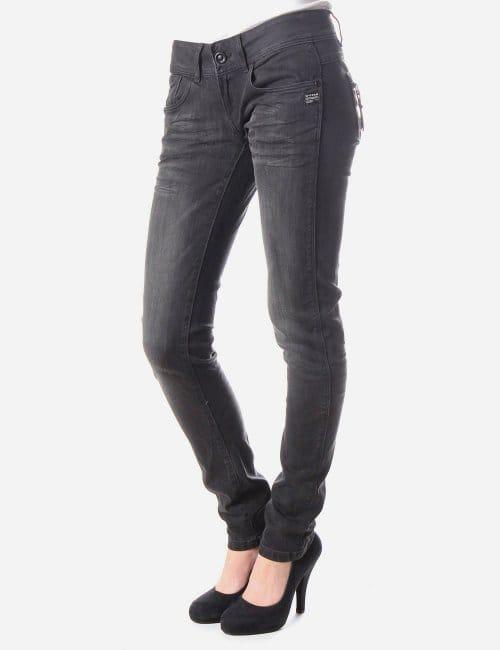 home women jeans denim g star raw midge cody skinny comfort fold. Black Bedroom Furniture Sets. Home Design Ideas