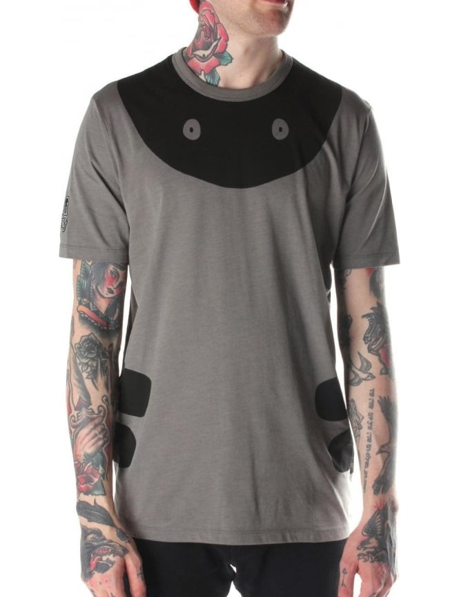 G-Star Raw Occotis Take Over Men's Tee Grey
