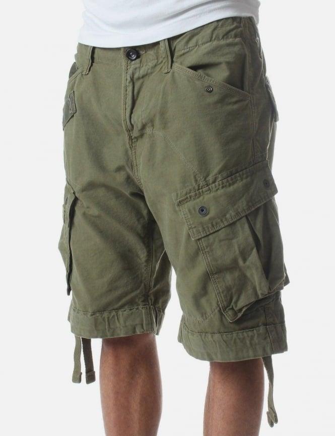 Vellidte RCO Rovic Men's Loose Shorts Sage US-25