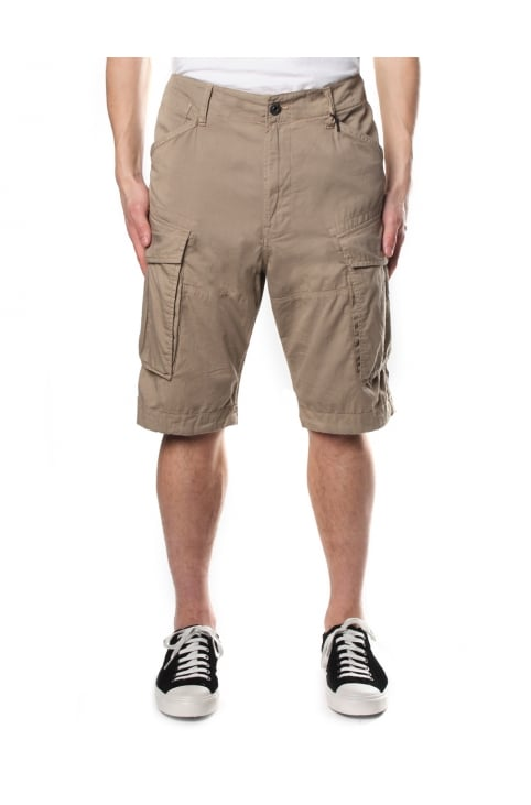 Rovic Loose Men's Premium Twill Shorts