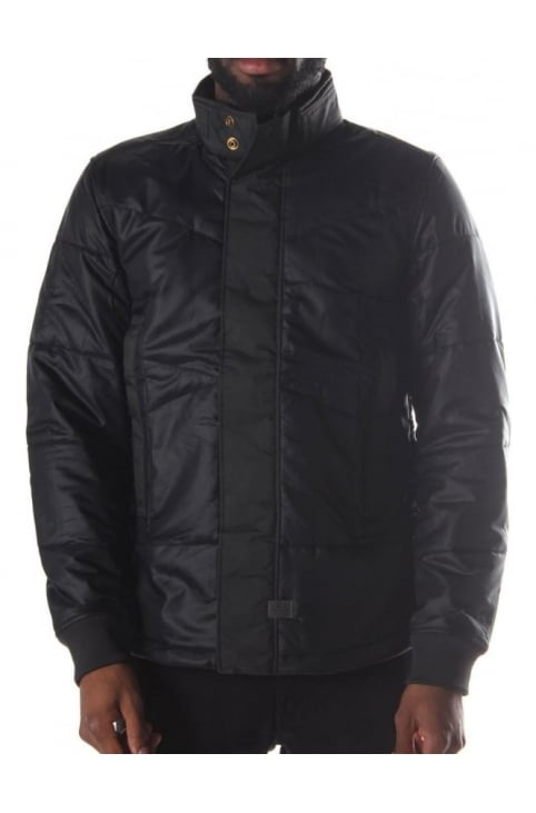 Tamson Qui Myrow Nylon L/S Overshirt Black