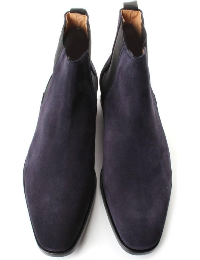 new & pre-owned designer 60% discount exceptional range of colors Paul Smith Gerald Men's Suede Chelsea Boots