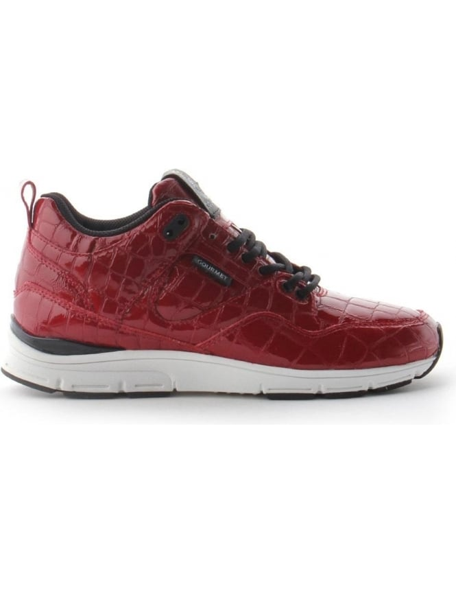 Gourmet The 35 Lite LXL Women's Trainer Red/White