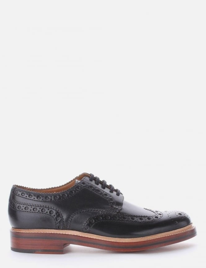 Grenson Archie Brogue Gibson Men's Shoe