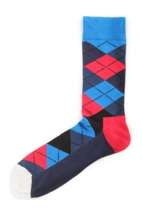 Argyle Men's Socks