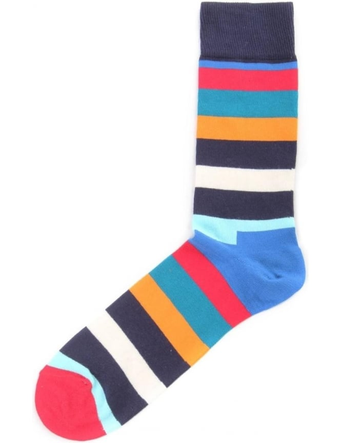 Happy Socks Men's Stripe Socks