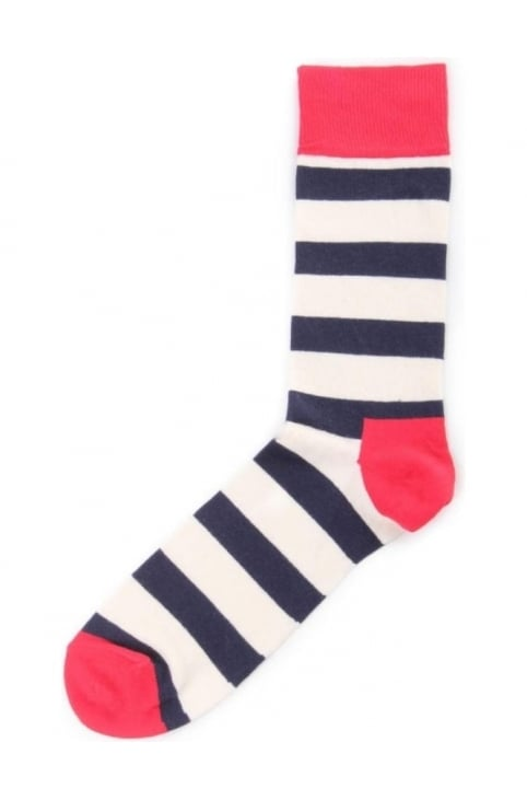 Men's Striped Patterned Socks