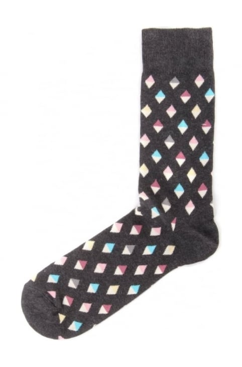 Mini Diamond Men's Socks