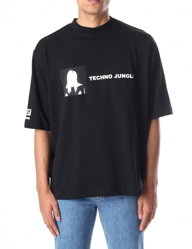 Helmut Lang Box Fit Men's Tall Tee