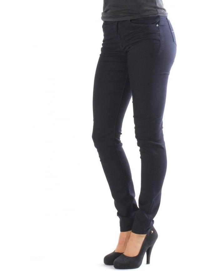 623778bc26 Armani Jeans High Waist Women's Super Skinny Jean Denim