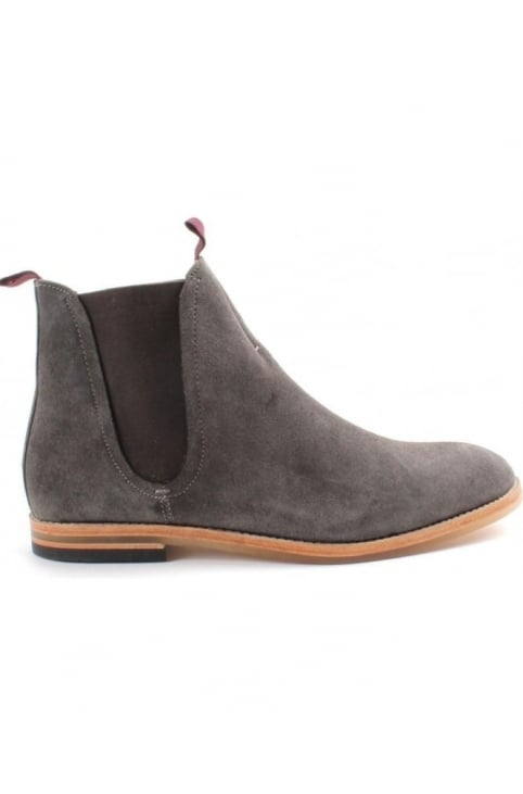Eldon Suede Men's Chelsea Boot Charcoal