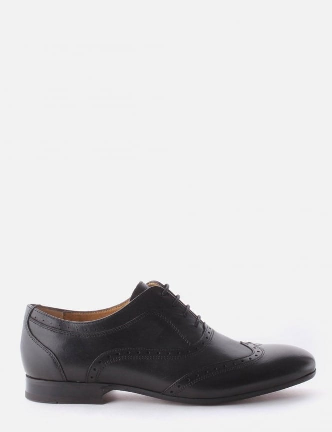 Hudson Francis Men's Leather Brogue Shoe