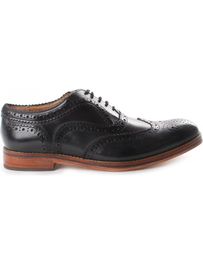 Hudson Keating Men's Brogue Shoe