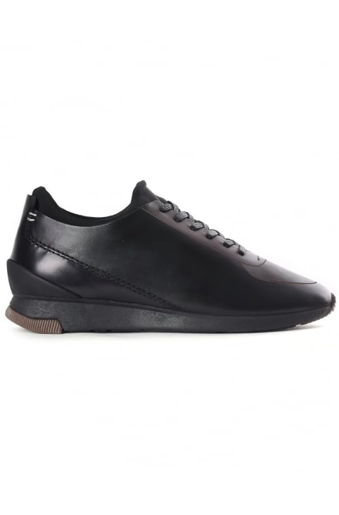 Sime Men's Calf Leather Trainer