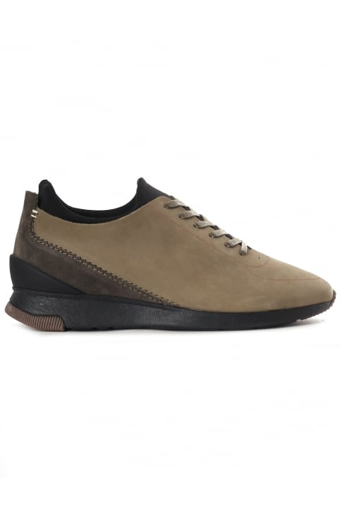 Sime Men's Nubuck Trainers