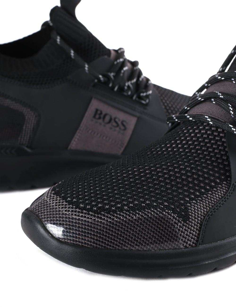 8fed9d37a845ac Boss Green Extreme Runn Men s Knit Trainer