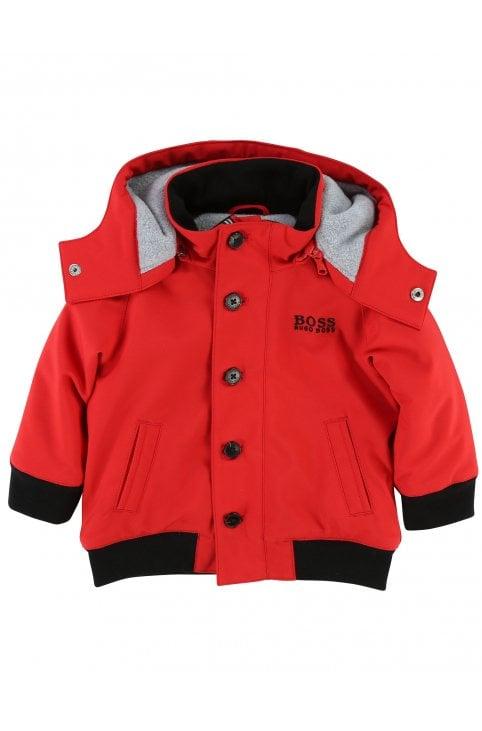 abf46eefa88 HUGO BOSS KIDS Coats & Jackets
