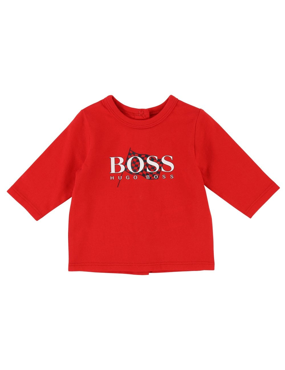 a1d93e2f4181c Baby Boys Long Sleeve Tee. Great Hugo Boss T-Shirt Kids Baby Baby White Boys  Short-Sleeve Clothes Champs. 1494346575-57162700.jpg