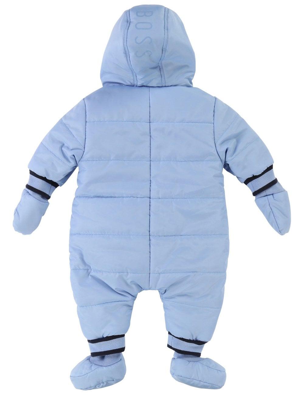 7e43226455c6 Hugo Boss Kids Baby Boys Snowsuit