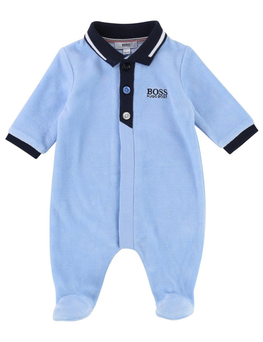 Baby boys Hugo boss outfit age newborn