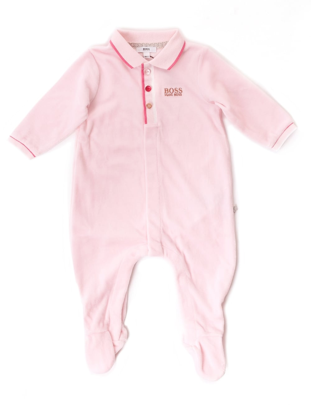 0d2d07884f76b Hugo Boss Baby Girls One Piece Pyjamas