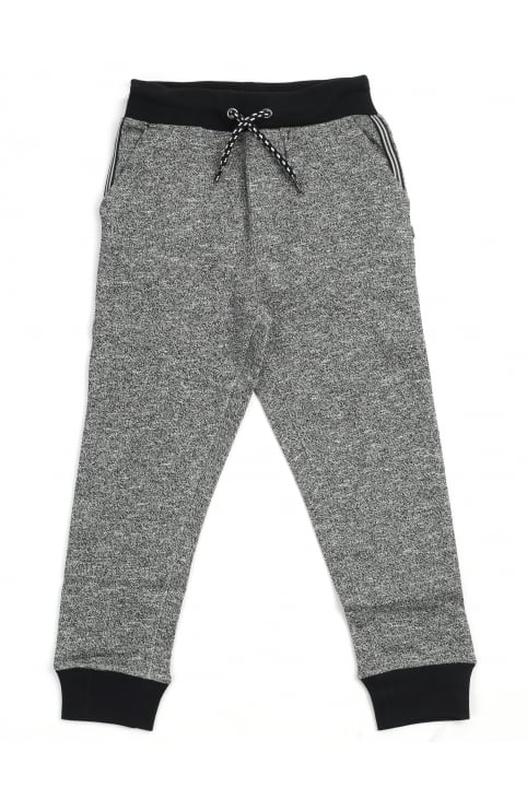 Boys Tie Waist Sweat Pants